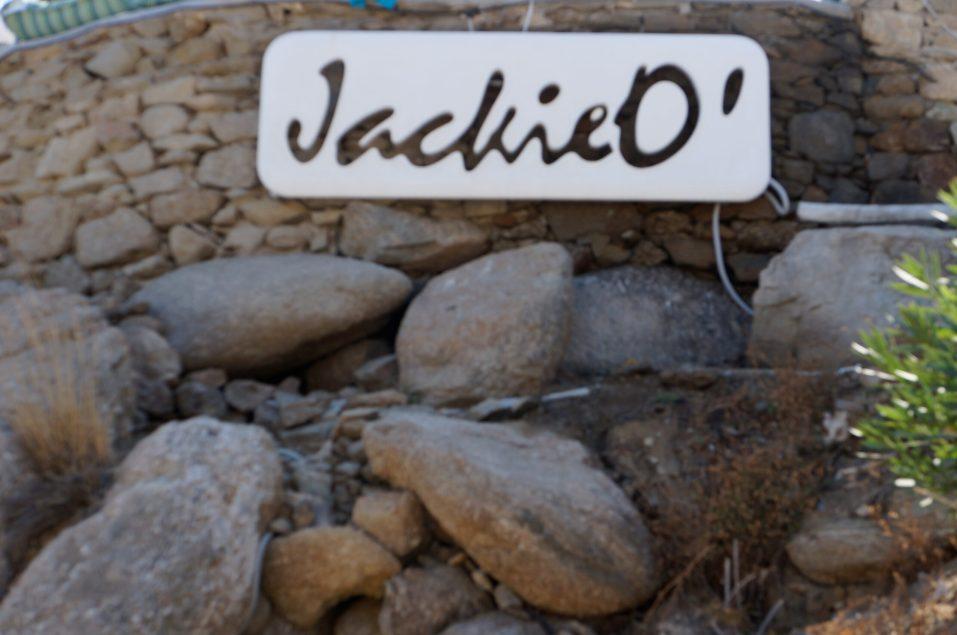 Jackie O Bar