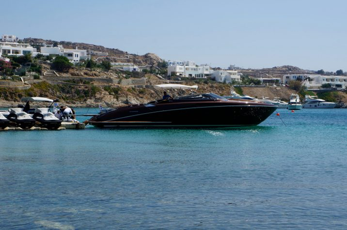 Celeb yachts