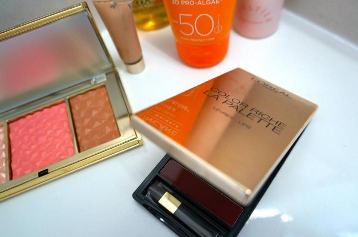 Loreal Lipstick Palette