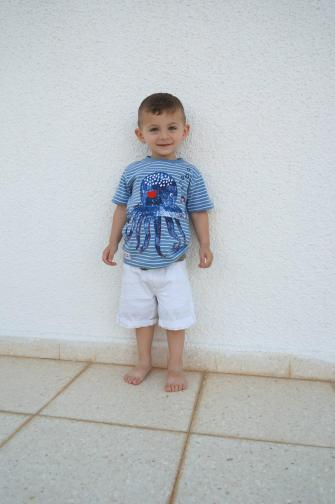 kids summer outfit