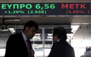 ΧΑ: Το Bourse διαγράφει όλες τις απώλειες των Ιανουαρίου και Φεβρουαρίου
