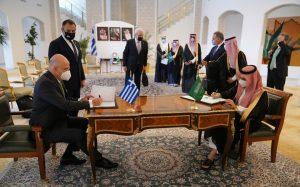 Η Ελλάδα ενισχύει συμμαχίες με περιφερειακές δυνάμεις