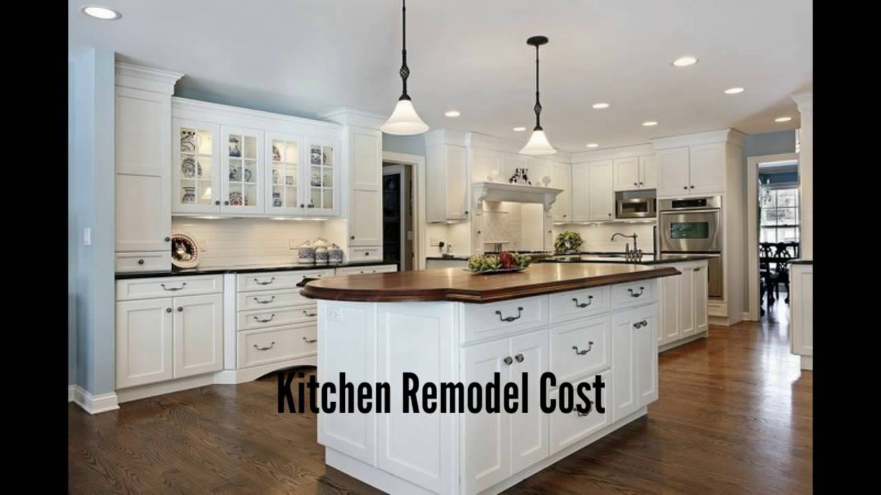Small Kitchen Renovation Cost