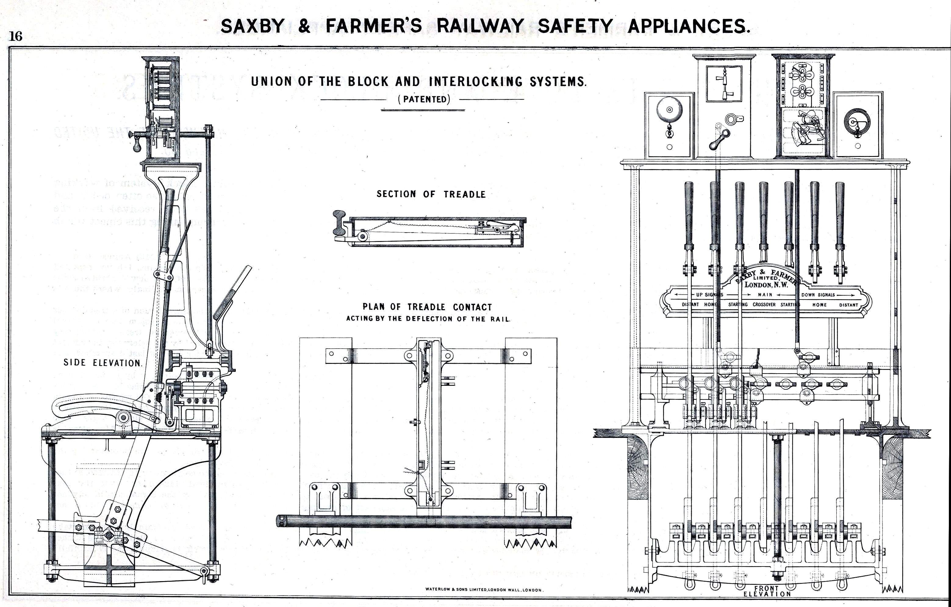 Saxby Amp Farmer
