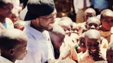 50 cent philanthropy