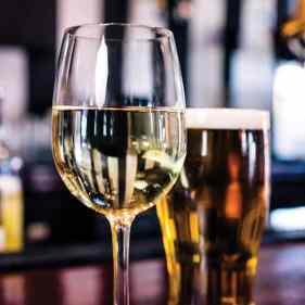Vins, bières et alcools