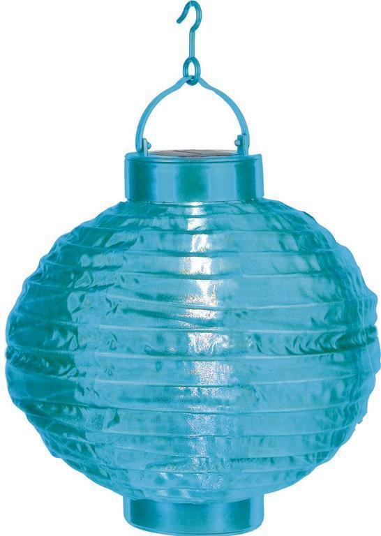Solenergi Blå Risboll LED 1-Pack