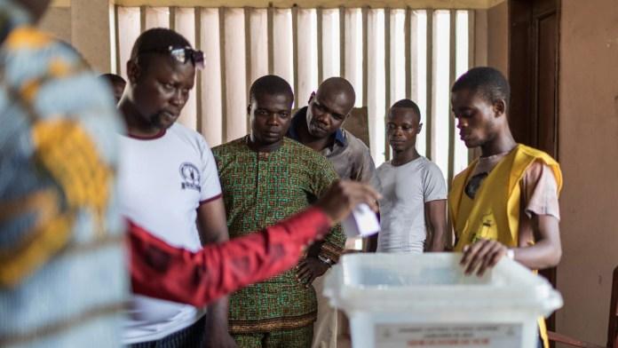 Benin Election