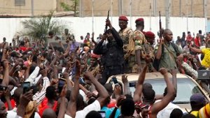 BREAKING: Assailants Attack Mali Interim President