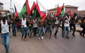 Biafra, IPOB members