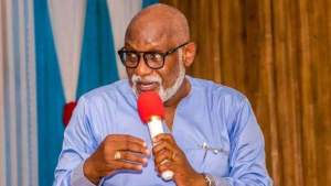 Insecurity: Akeredolu Says Nigeria Will Collapse Unless..