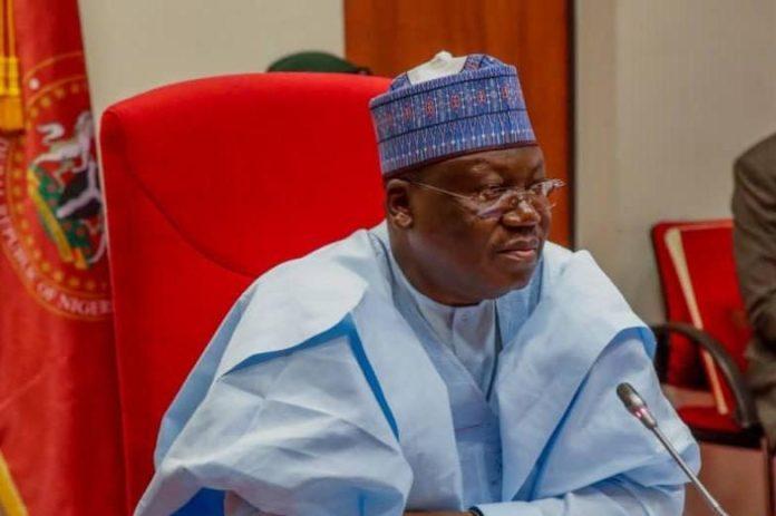 Senate President, Ahmed Lawan: The Man Who Killed Nigeria To Death