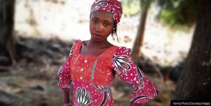 Nigerians Resume Calls For Leah Sharibu's Rescue After Katsina Schoolboys' Release