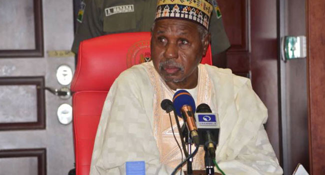 Governor Masari, Insecurity: Declaring State Of Emergency Not Solution – Kastina Gov., Masari
