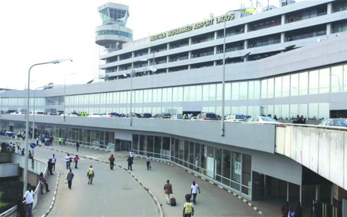 NDLEA, Lagos Airport, FG Orders NSCDC To Beef Up Security At Airports Over Imminent Attacks