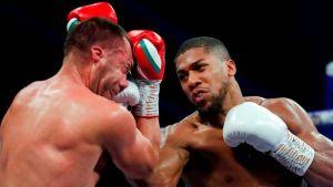 Anthony Joshua vs Oleksandr Usyk Fight Set To Be Finalized This Week