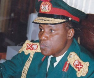 Maj.-Gen. Bashir Magashi, Crash