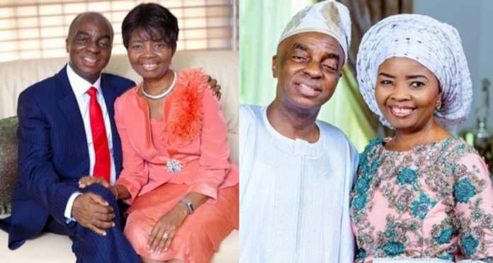 Bishop David & Faith Oyedepo