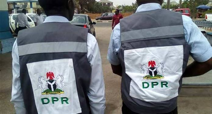 DPR Flags Off