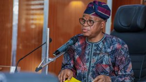 PDP Criticizes Oyetola's Administration Says It Is Self-Serving