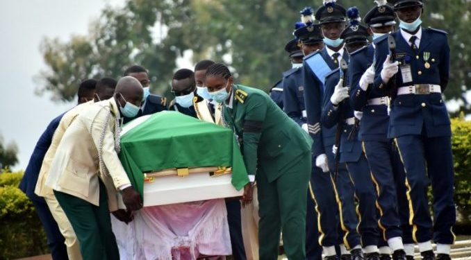 Air Crash: Funeral For NAF Personnel Commences In Abuja