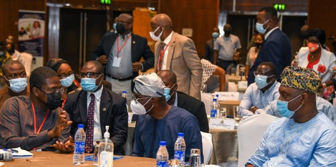 Sanwo-Olu Charges Permanent Secretaries To Collaborate With Cabinet Members