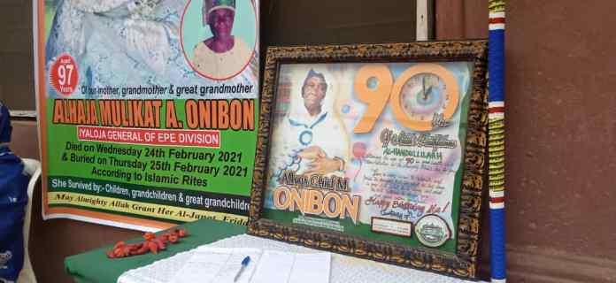 Alhaja Onibon