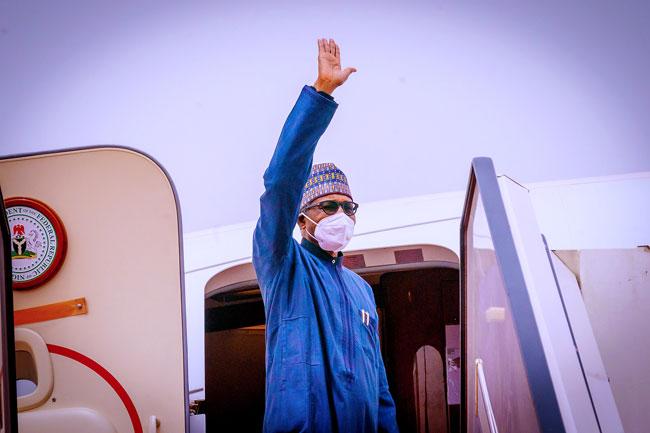 President Buhari, Buhari To Departs Nigeria For France Sunday
