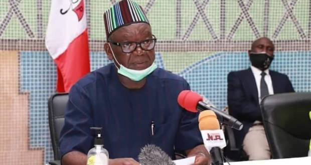 Insecurity: Gov Ortom Advises Benue Residents On What What To Do
