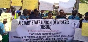 JUST IN: Lagos JUSUN Resumes Partially
