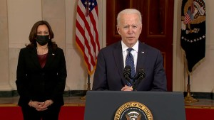 Biden Set To Deliver First Address To Congress Since Attack On US Capitol