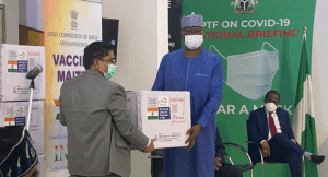 Days After Donating Vaccines To Nigeria, India Suffers Shortages As COVID-19 Cases Surge