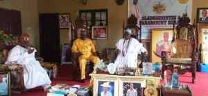 2023 Presidency: Niger Caucus Visits Aladeshonyin, Declares Support For Tinubu