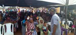 Local Government Elections: Omituntun Begins Campaign Flag-Off in Ward M1, Eredo LCDA Amidst Large Turn Out