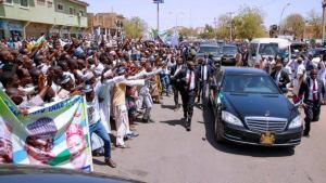 DSS Denies Involvement In President Buhari's Driver's Death