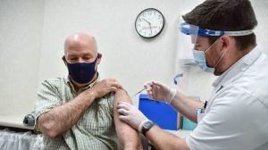 Montana Gov. Greg Gianforte Tests Positive After Receiving First COVID Jab