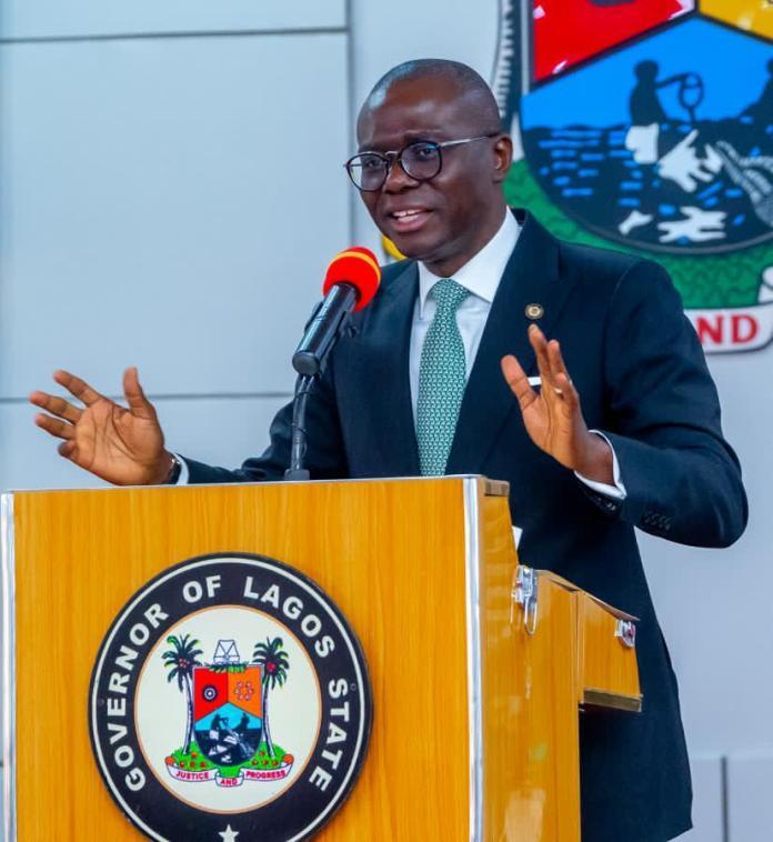 Tinubu, Governor Sanwo-Olu