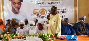 Oba Ogunsanwo, Others, Hail Hon Adeniyi For Indigent Pupils Adoption Program