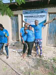 How KWASU CLTS Is Tackling The Menace Of Poor Sanitation Practices In Rural Communities