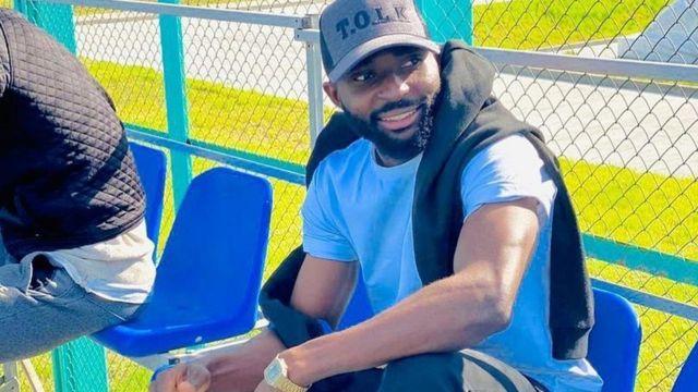 Nigerian Footballer