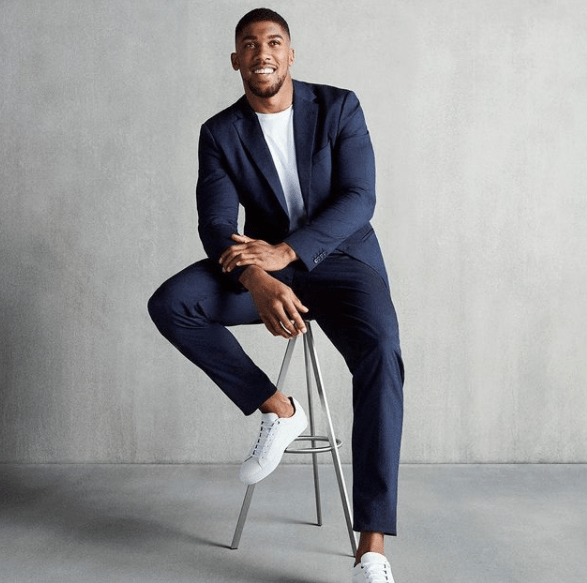 Anthony Joshua Shares His Painful Experience From Boarding School To Jail