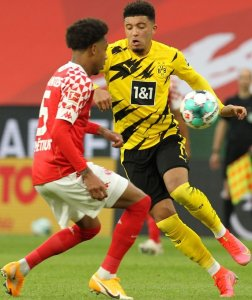 Sancho To Man United Deal Suffers Setback