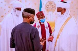 Only National Assembly can restructure Nigeria, I believe in devolution of powers – Buhari