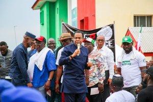 Saraki Welcomes Donald Duke Back To PDP