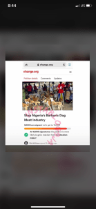 Thousands Sign Petition To Stop Nigerians From Eating Dogmeat
