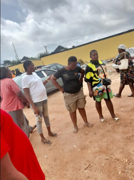 See Why A Woman Stabbed Her Relative With A Bottle
