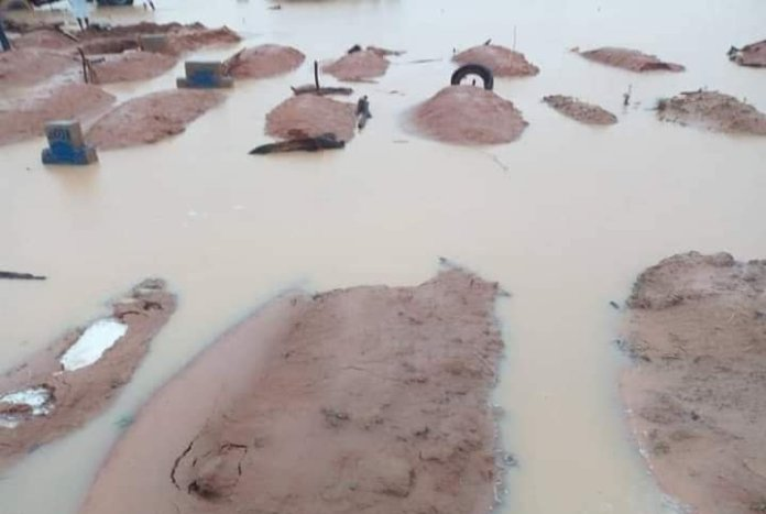 Flood Washes Buildings, Cemetery, Exposes Corpses In Yobe