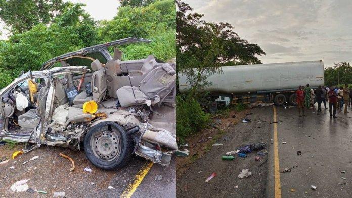 Eid-Il-Kabir: Auto Crash Claims 14 Lives In Osun