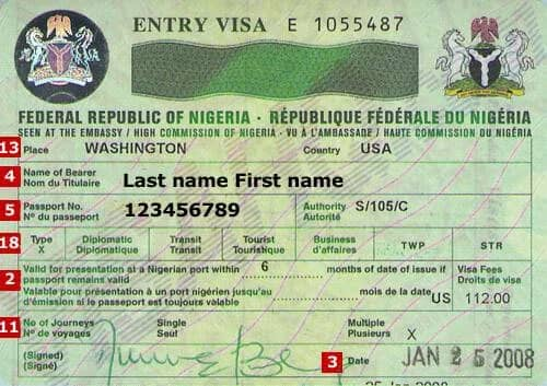 God Has Done It- American Citizen Jubilates After Getting Nigerian Visa
