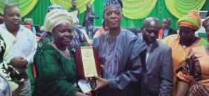 MOCPED: Prof Onibon Sends Forth Retirees In Grand Style